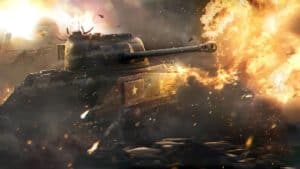 World of Tanks MMO hry