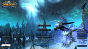 World of Warcraft mmorpg titul