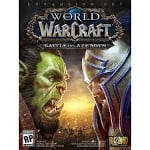World of Warcraft MMORPG - test
