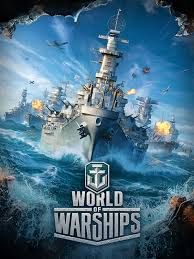 MMORPG World of Warships