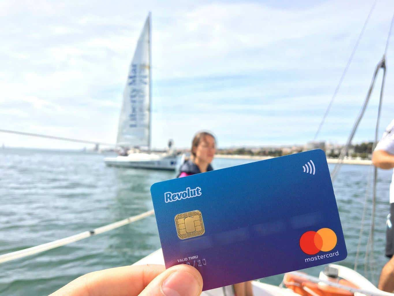 platební karta od revolut