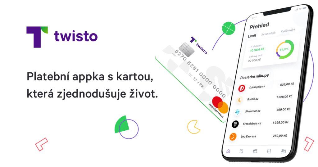 Platební karta Twisto