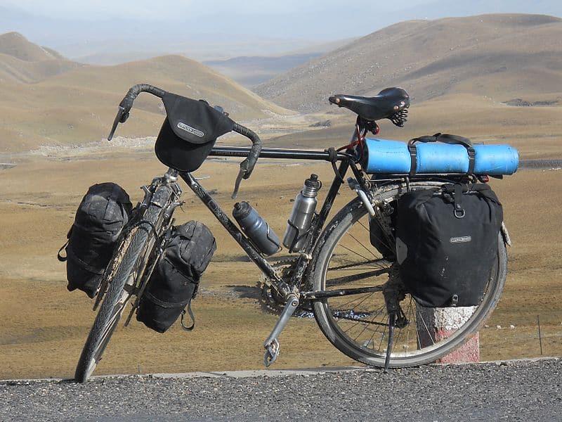využití cyklistické brašny