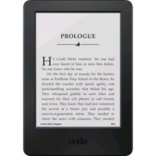 Amazon Kindle 8 Touch čtečka recenze