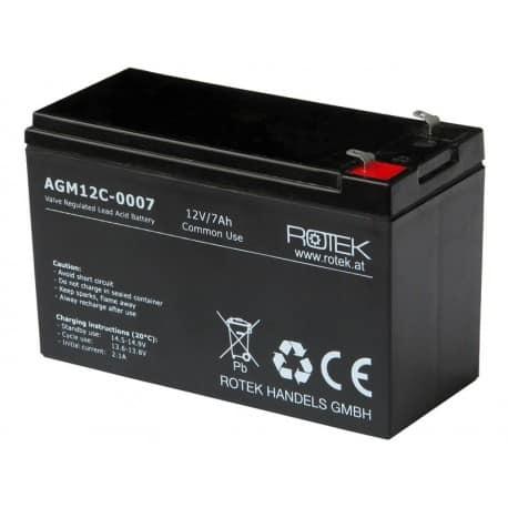 Baterie 12V7Ah
