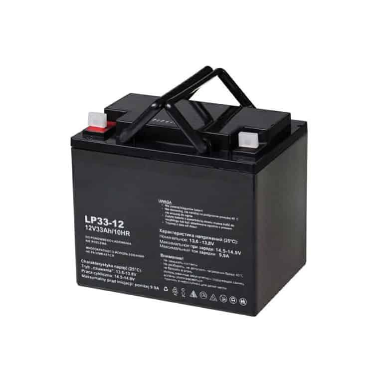 Baterie a dojezd e-skútru