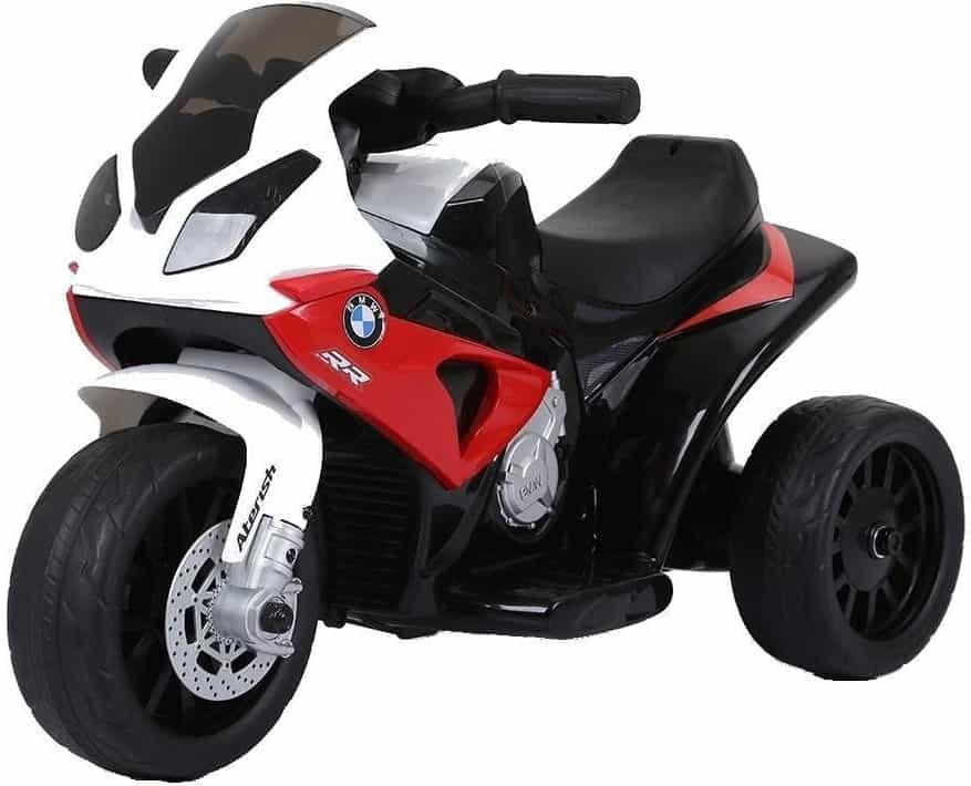 recenze dětské elektrické motorky