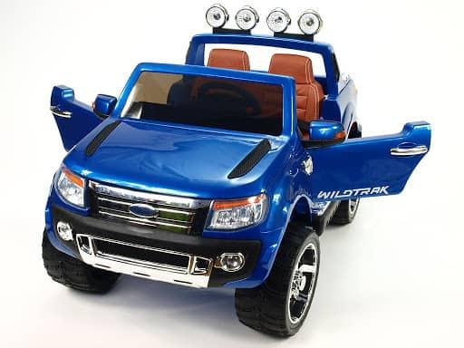 Doplňkové funkce elektrických aut pro malé děti