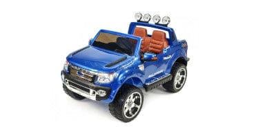 Nejlepší dětská elektrická autíčka – recenze