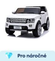 Land Rover Discovery zkušenosti a hodnocení