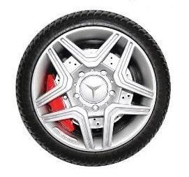 kolečka k elektrickému autu - test