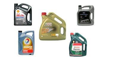 Nejlepší motorové oleje – recenze a rady jak vybrat