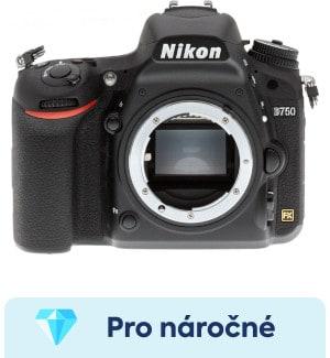 Recenze Nikon D750