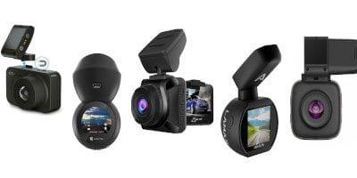 Test 5 malých autokamer do 3 000 Kč