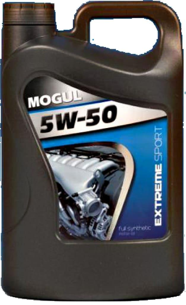 motorový olej Mogul Extreme Sport 5W-50 4 l
