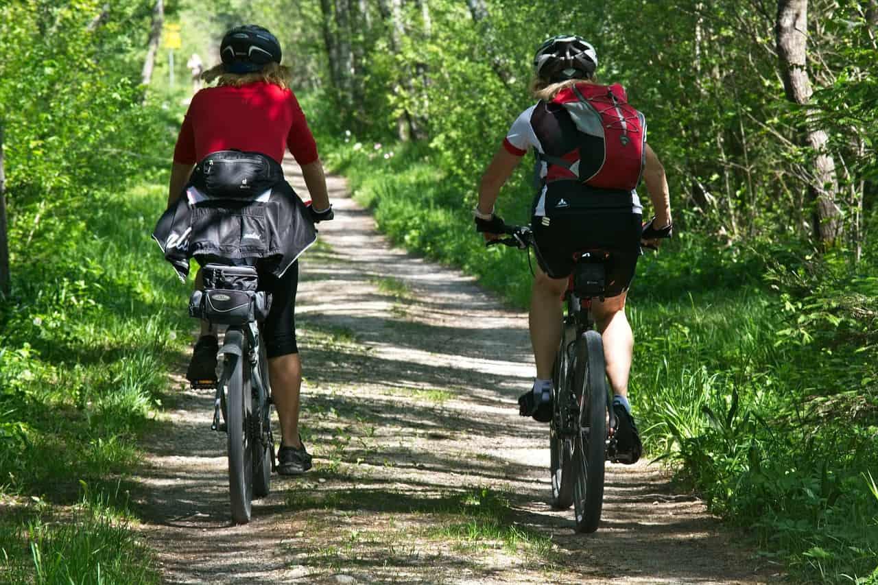 horská kola trial