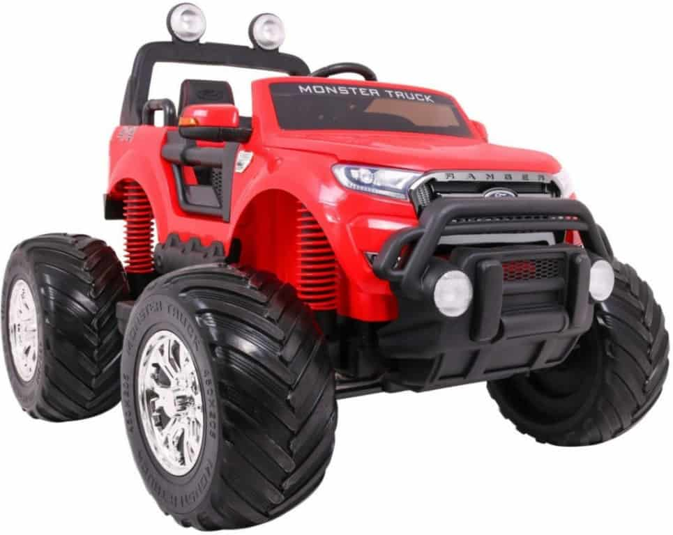 RKToys Ford Ranger Monster elektrické auto - recenze a test