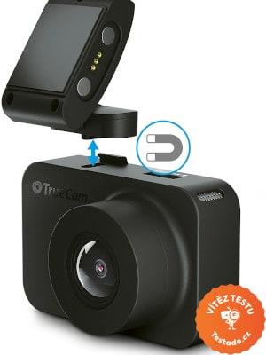 TrueCam M5 WiFi - test autokamery do auta