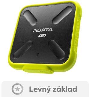 ADATA SD700 256GB, ASD700-256GU3 recenze externího pevného SSD disku
