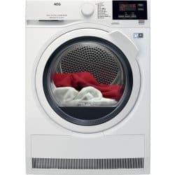 AEG AbsoluteCare T8DBG48WC - sušička na prádlo