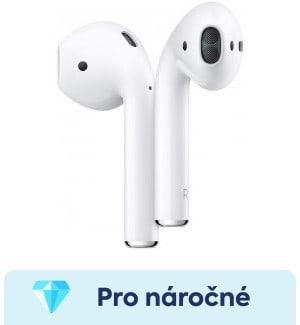 recenze sluchátek Apple AirPods 2019