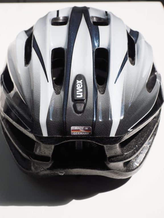 systém odvětrávání helmy na kolo