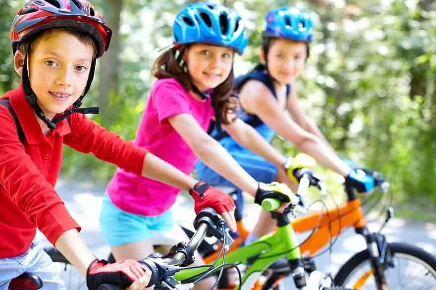 design cyklistických helem
