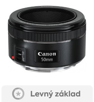 recenze Canon EF 50mm f/1,8 STM