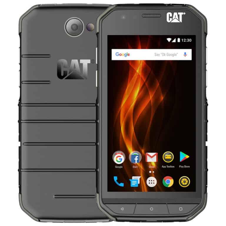 kvalitní telefon CAT - Caterpillar CAT S31