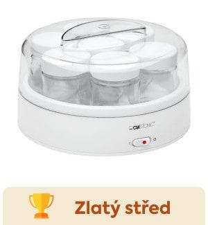 recenze a test Clatronic JM 3344– spolehlivý jogurtovač se sedmi nádobkami