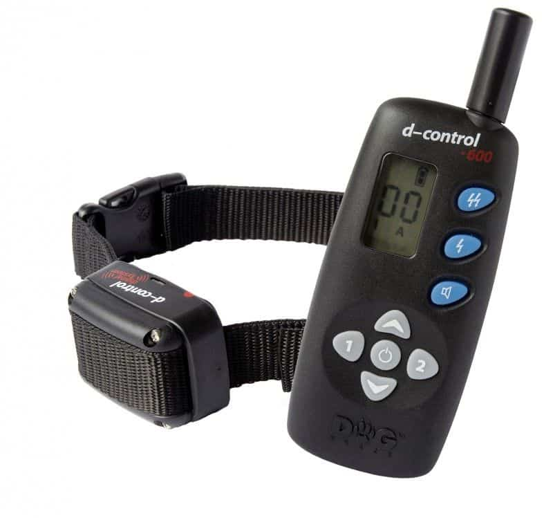 recenze DOGTRACE d-control 600