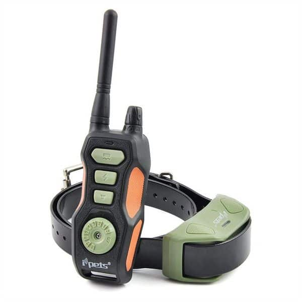 elektrický obojek recenze DogTrace d-control professional 1000 ONE