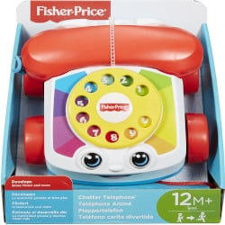 Fisher-Price Tahací telefon