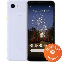 Google Pixel 3a - test malého dotykového telefonu