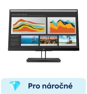 recenze HP Z22n - špičková obrazovka k PC