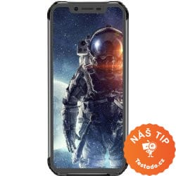iGET Blackview GBV9600 Pro test odolného telefonu