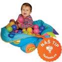 K´s Kids Velký dinosaurus se 60 míčky recenze nejlepší hračky pro malé