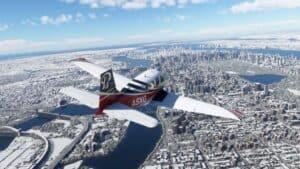 recenze Microsoft Flight Simulator