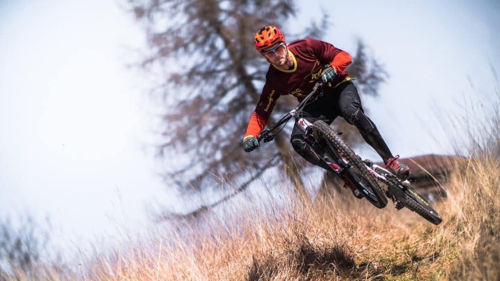 příslušenství na horské kolo