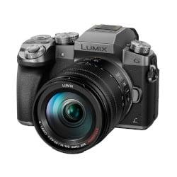 Panasonic Lumix DMC-G7 test a recenze