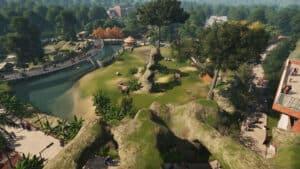 Planet Zoo PC hra