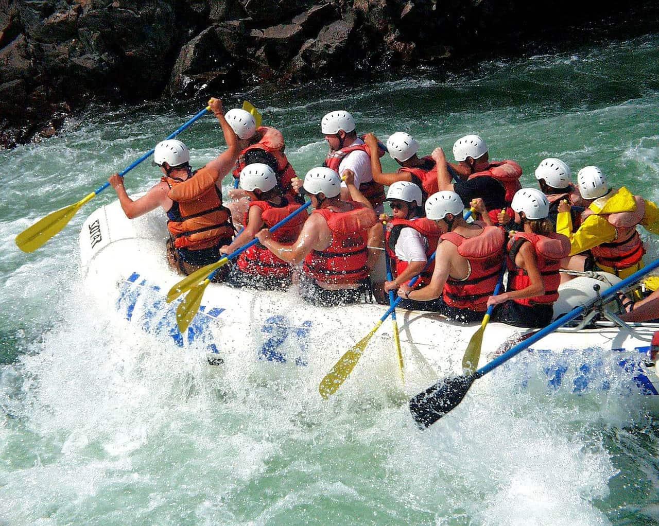 raft pro více lidí