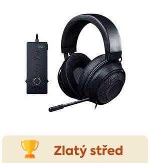 recenze a testy Razer Kraken Tournament Edition - nejlepší herní sluchátka