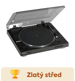 Sony PS-LX300USB - testy gramofonů
