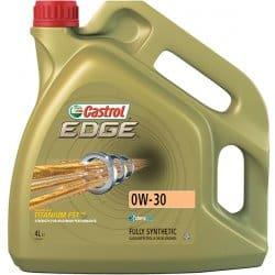 Castrol Edge Titanium FST 0W-30 4 l - test olejů do auta