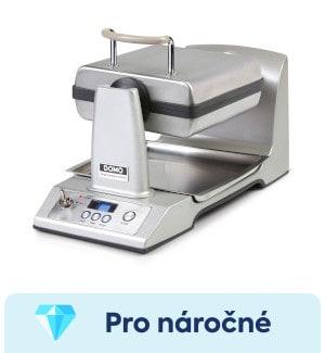test vaflovače Domo DO 9043