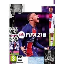 FIFA 21 - PC hra fotbal
