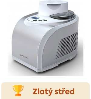 test Guzzanti GZ 152 - zmrzlinovač