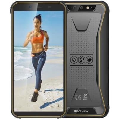 iGET Blackview GBV5500 Plus - levný odolný telefon