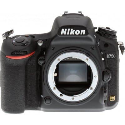 test Nikon D750